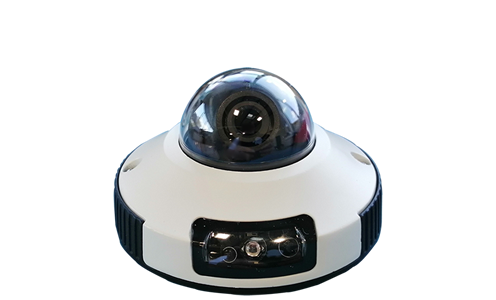 SmartVu 4MP Mini Dome Camera